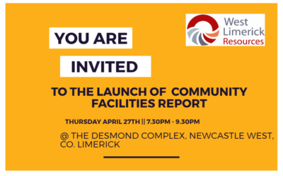 Launch of Community Facilities Report
