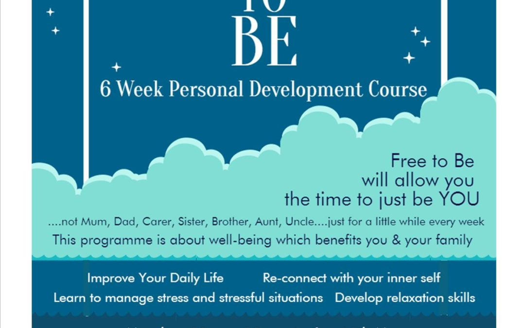 Free To Be – Personal Development Course