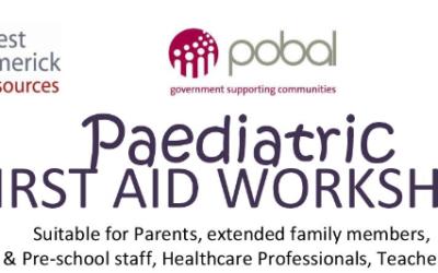 Free Paediatric First Aid Workshop