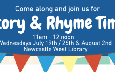 Story & Rhyme Time at Newcastle West Library