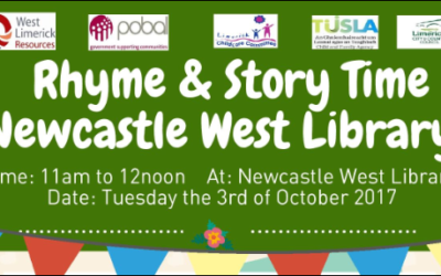 Story & Rhyme Time Newcastle West Library