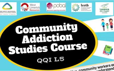 Community Addiction Studies Course