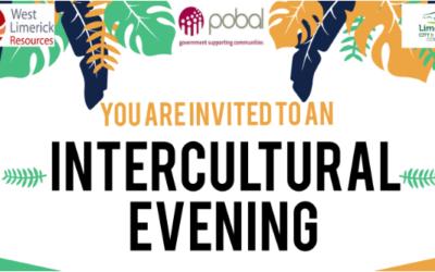 Intercultural Evening November 16th