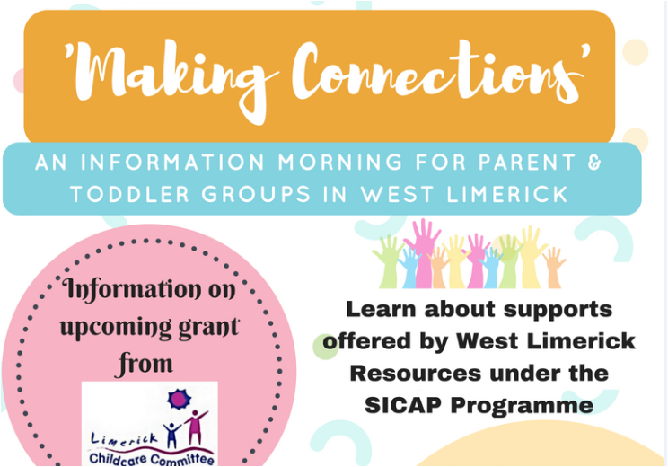 Information Morning for Parent & Toddler Groups in West Limerick