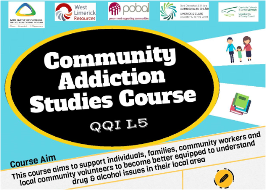 Community Addiction Studies Course